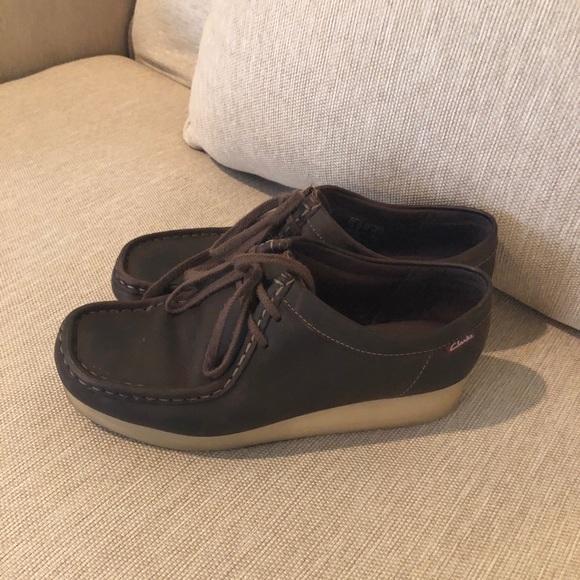 Clarks Shoes   Womens Wallabees   Poshmark